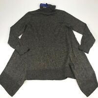 Apt 9 Womens Brown Turtle Neck Sweater Size Large NWT