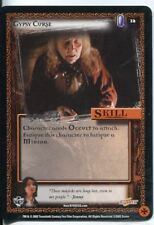 Buffy CCG TCG Angels Curse Limited Edition Card #12 Gypsy Curse