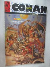 Album Super Conan numéro 13 Reliure des numéros 37,38 et 39 /Mon Journal 1988