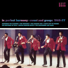 "IN PERFECT HARMONY  ""SWEET SOUL GROUPS 1968 - 1977""    24 TRACKS"