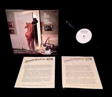 1983 LINDISFARNE SLEEPLESS NIGHTS TEST PRESSING LP NUDE CHEESECAKE BARE ASS COVR
