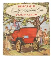Early American Car Stamp Poster Collection: Topical/Cinderella