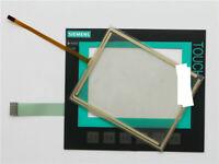 For Siemens KTP178 K-TP178 6AV6640-0DA11-0AX0 Membrane Keypad+Touch Screen Panel