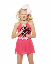 JoJo Siwa Dance Moms Signed 8X10 Photo Auto Rp Boomerang Joelle Joni