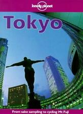 Tokyo (Lonely Planet City Guides),Chris Rowthorn