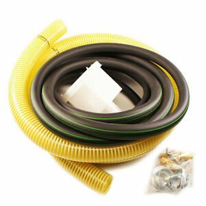 Schlauchset Wasserpumpe Zapfwellen Pumpe Ferroni MT30030bar max. 280l/min40mm