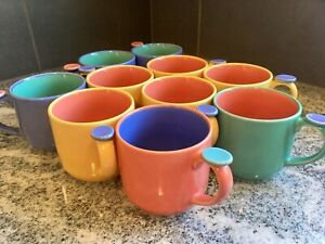 Lindt Stymeist Colorways Mugs / Cups. Perfect Condition.