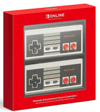2x Official Nintendo Entertainment System Controllers for Switch NES Online