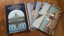 Souvenir Folder from St.Petersburg w/(28) 1993 Images~Russia~History