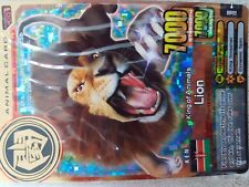 Animal Kaiser English Gold A-001 Ver 5 Lion King of Animals