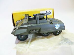 SOLIDO 200 'GERMAN WWII ARMY ARMOURED/COMBAT CAR M20'. 1:50? MIB/BOXED.