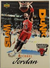 Insert: 1996-97 UPPER DECK NESTLE MICHAEL JORDAN SLAM DUNK #SD22
