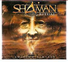 SHAMAN - Ritual / Coffret Edition Limitée CD en TBE