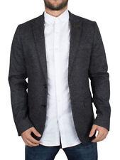 Cappotti e giacche da uomo blazer grigio