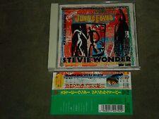 "Stevie Wonder Music From The Movie ""Jungle Fever"" Japan CD"