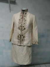 New listing 1950's Vtg majestic Embroidered deluxe Hong Kong suit Dress sz 6