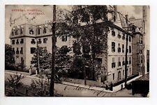 CANADA carte postale ancienne MONTREAL hopital - general Hospital