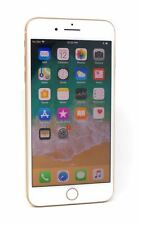 "Apple iPhone 8 Plus 5.5"" Smartphone Unlocked 256GB Gold Touch ID Not Working"