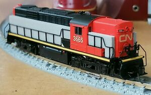 TrueLine Trains HobbyCraft N' RS-18 CN #3665 (NEW IN THE BOX)