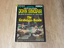 John Sinclair - Band 180 - Die Grabstein-Bande - Jason Dark - Bastei