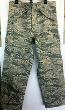 US ARMY GORE-TEX Sz M-REG TROUSERS COLD WET WEATHER ACU ECW NSN 8415-01-547-3010