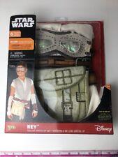 Star Wars Rey Kids Deluxe Dress-Up Costume Girls/ Youth 6-8 Disney