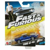 Mattel Fast and Furious FORD GT-40 32/32 Sealed 1:55 Scale
