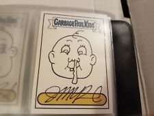 Garbage Pail Kids John Pound Sketch Card 2005 All New Series 4