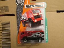 Matchbox DESERT THUNDER V16 Red  version New on Card