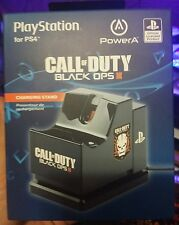 Call Of Duty black ops 3 PS4 Charging Stand Rare Limited edition Lot B