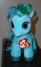 "Ty Beanie Boos ~ TOPAZ the 6"" Little Pony Horse ~ 2018 NEW ~ IN HAND"