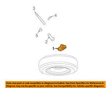 GM OEM Spare Tire Carrier-Rear Body & Floor-Spare Carrier 22980212