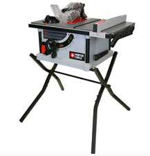 Power table saws ebay porter cable carbide tipped table saw 15 amp 10 in adjustable power tool new greentooth Gallery