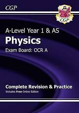 New A-Level Physics: OCR A Year 1 & AS Complete Revision & Practice with Online…