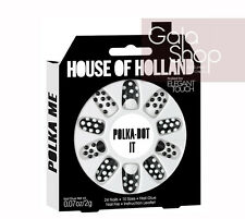 ELEGANT TOUCH UNGHIE FINTE HOUSE OF HOLLAND POLKA DOT IT PZ 24 + COLLA INCLUSA
