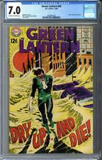 Green Lantern #65 CGC 7.0
