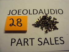 Sansui 9090DB Original Chassis Screws. Tested. Parting Out 9090DB.