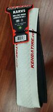 KENDA Karvs Tire 700 X 25mm Folding Bead White