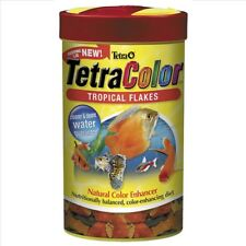 Tetra TetraColor Tropical Colour Flakes 62g