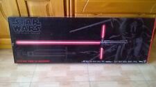 Star Wars The Black Series Kylo Ren Force FX Deluxe Espada Laser - Hasbro