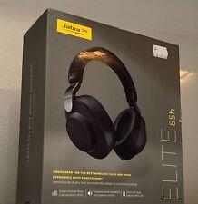 GENUINE Jabra Elite 85h Wireless Headset Bluetooth SmartSound ACN Titanium Black