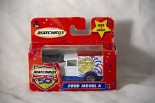 Matchbox 50th Anniversary Ford Model A in Original Packaging