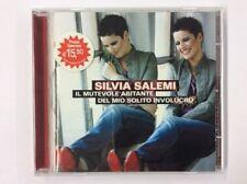SILVIA SALEMI - Il mutevole abitante del mio solito involucro CD 2007