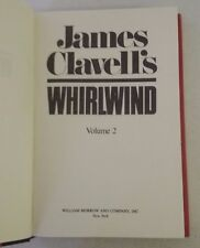 Whirlwind: Vol. 2 Hardcover – 1986 by James Clavell (Author)