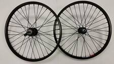 BMX WEINMANN BICYCLE WHEEL'S 20 X 1.95 BLACK COASTER BRAKE PAIR NEW