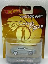 2013 Hot Wheels James Bond 007 Casino Royale Aston Martin Dbs Diecast Collectibl