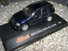 MERCEDES BENZ ML - Classe noir SCHUCO Edition 1:64