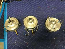 Lot of 3x Aerotech 6 A6 Viable Microbial Sampler Impactor