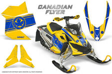 SKI-DOO REV XP SNOWMOBILE SLED GRAPHICS KIT WRAP CREATORX DECALS CAN FLYER BLY