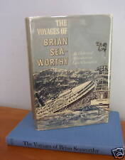 VOYAGES OF BRIAN SEAWORTHY, Lake Champlain by Hill
